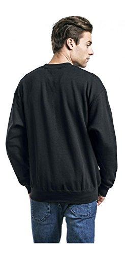 Amazing To See... Sweat-Shirt schwarz Schwarz