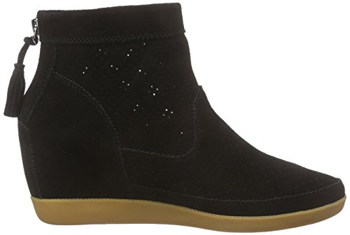 Shoe the Bear Emmy Black, Baskets Basses Femme Noir (Black)