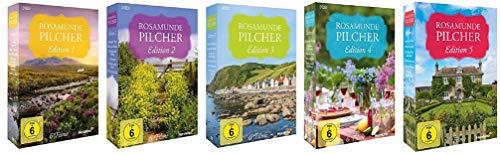 Rosamunde Pilcher - Edition 1-5