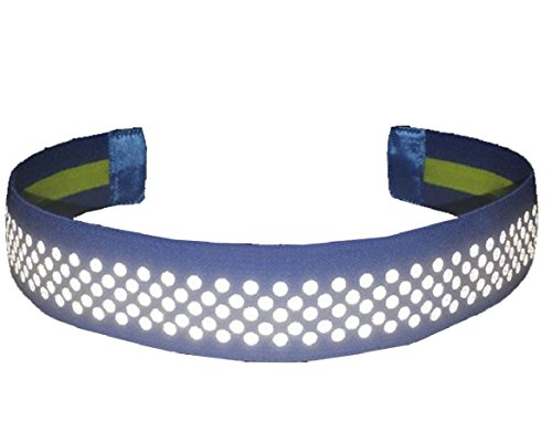Tootlessly Unisex Sweatband Running Reflective Stylish Hairband
