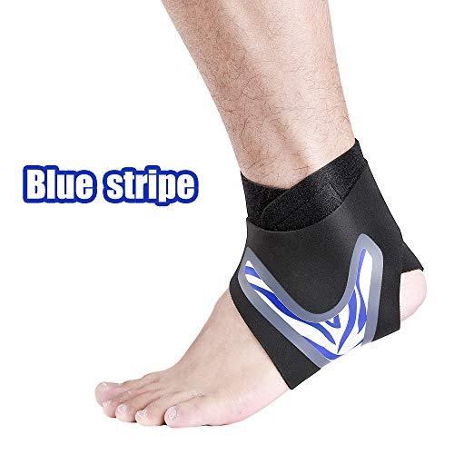 ZHAOHE Knöchelmanschette verstellbar Schutz Knöchelgelenk Plantarfasziitis Socken Basketball Fußball Klettern Ausrüstung für Bergsteigen, Laufen und Taekwondo Fit für Erwachsene