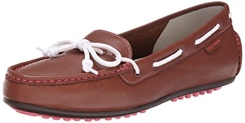 Cole Haan Grant Ã?vasion Driving Loafer Brown Leather