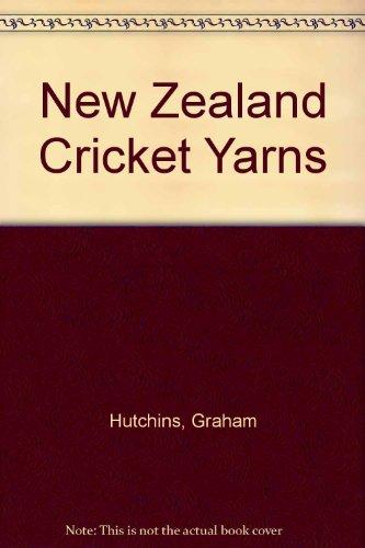 New Zealand Cricket Yarns