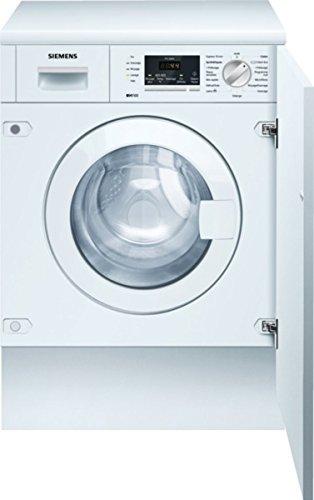Siemens iQ100 WI12A201FF machine à laver Intégré Charge par-dessus Blanc 7 kg 1185 tr/min A++ - Machines à laver (Intégré, Charge par-dessus, Blanc, Boutons, Rotatif, Gauche, LED)
