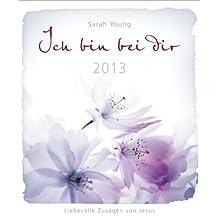 Ich bin bei dir 2013: Postkartenkalender