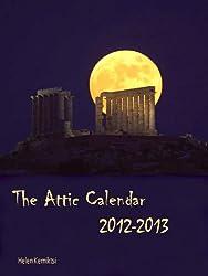 Attic Calendar 2012 / 2013 (English Edition)