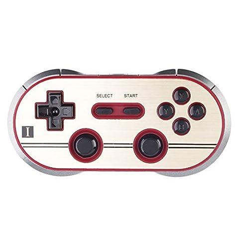 Game Controller, YIKESHU 8Bitdo FC30 PRO Controller Arbeit mit Nintendo