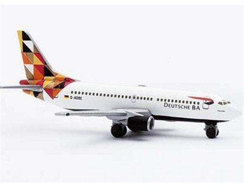 511490 - Herpa Wings - Boeing 737-300 Deutsche BA - Bauhaus