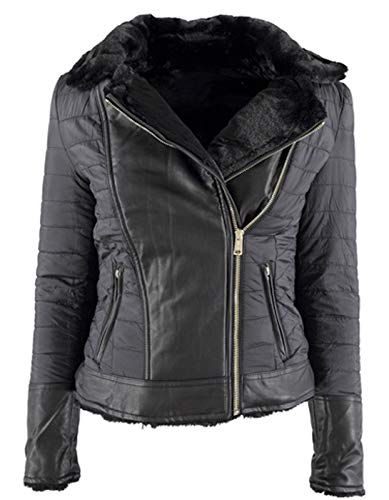 Guess allegra reversible jacket by (m - black)