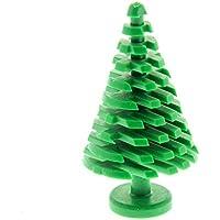 LEGO Bau- & Konstruktionsspielzeug 1 x Lego System Pflanze grün braun Granulat grob Pinie Nadel Tannen Baum GTPine