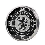 FOCO Chelsea FC - Orologio da Parete in Metallo con Stemma