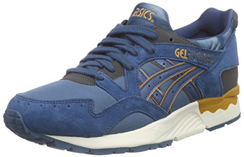 Asics Gel-Lyte V, Baskets Basses Mixte Adulte Bleu (legion Blue/legion Blue 4545)