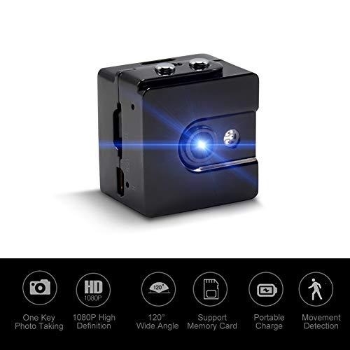 YSHtanj Mini DV Kamera Auto DVR Kamera 1080P High Definition Mini DV Kamera Video Cam Action Camcorder Driving Recorder Dv-kit