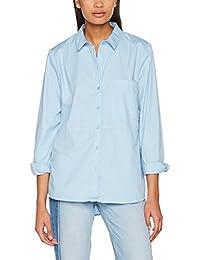 ONLY Damen Bluse Onllaurette L/S Oversized Pop Shirt Wvn
