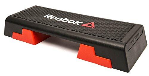 Reebok Step schwarz rot Stepper Steppbrett