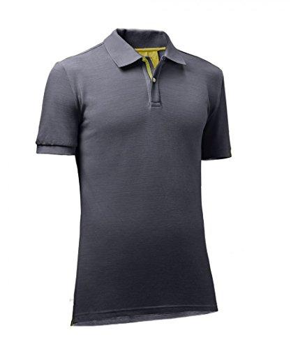 Reda Rewoolution Merino Oro Polo Shirt Men - Poloshirt aus Merinowolle