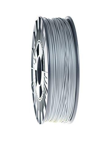 3dk.berlin - PLA-Filament Aluminium Silber Metallic - PL90020-800g, 2,85 / 3mm