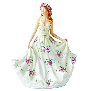 Royal Doulton HN5666 Figurine jolie fille Melissa