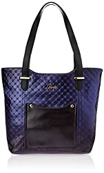Lavie Tote Bag Handbag (Navy Blue) (L05611068040)