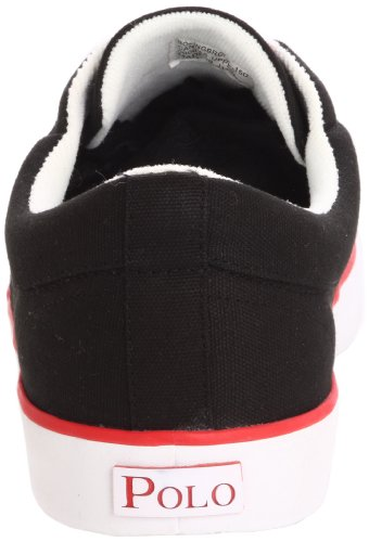Polo Ralph Lauren Bolingbrook Toile Baskets Black-Red