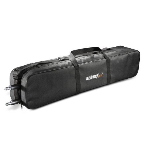 Walimex pro Transporttasche für bis zu 3 Stative oder Hintergrundsysteme, max. 120cm Länge