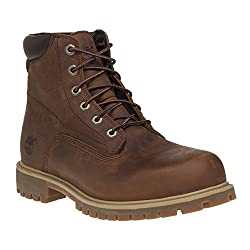 Timberland Men's 6 in Basic Alburn Waterproof Boot - 41JKL45GHKL - Timberland Men's 6 in Basic Alburn Waterproof Boot