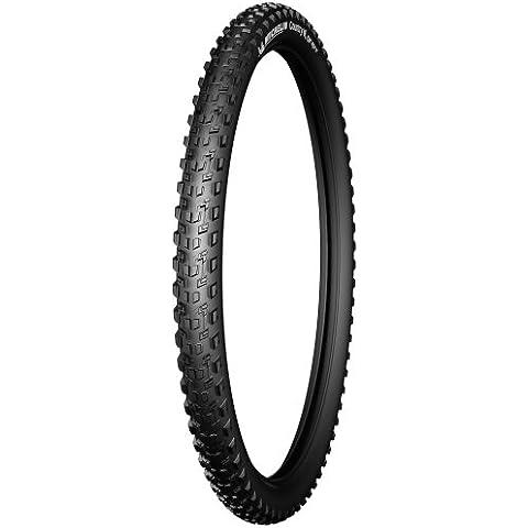 Michelin Country grip'r - Cubierta de ciclismo de bicicleta 29x2.10 Grip'r negra