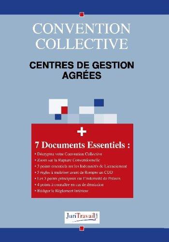 3220. centres de gestion agrées Convention collective