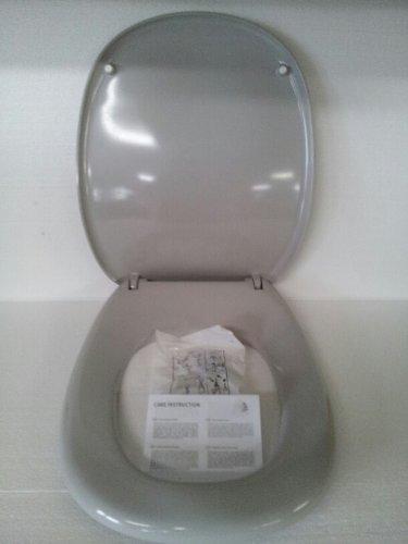 Ideal Standard Kimera Spezial WC-Sitz K 7008.06 Mantattan