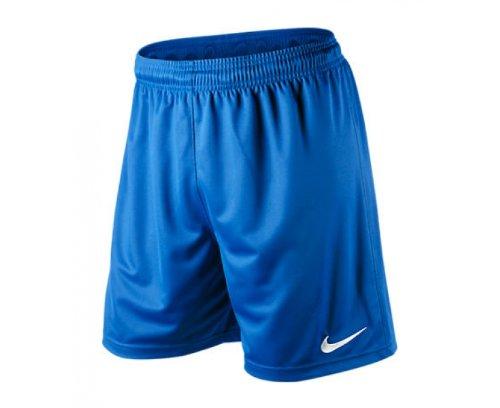 ... Nike Herren Shorts Park II Knit ohne Innenslip universität gelb /  schwarz ...