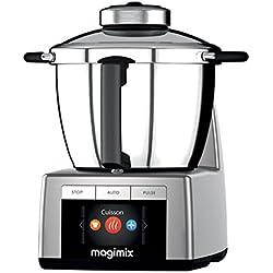 (aka Title) Magimix - Cook Expert 18900 Robot Cuiseur Multifonction 3,5L, Chrome Mat