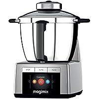 Magimix 18900 - Robot de cocina (Cromo, Acero inoxidable, Acero inoxidable)