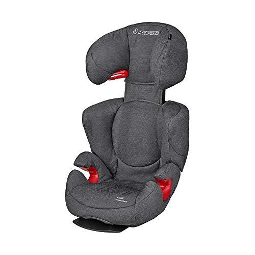 Maxi-Cosi Rodi AirProtect (AP) Kinder/-Autositz 15-36 kg mit Schlafposition, Gruppe 2/3, nutzbar ab 3,5 bis 12 Jahren, sparkling grey (grau)