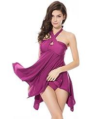 Ivy Shi maillot de bain femme 2 pièces Robe de Plage