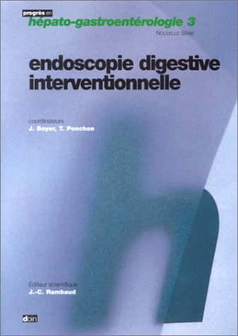 Endoscopie digestive interventionnelle