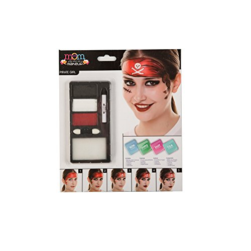 My Other Me Me-207090 Kit Maquillaje Adulto Pirata