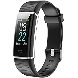 willful Pulsera Actividad Impermeable IP68,Color Screen con 14 Modos de Deporte,Pulsera Inteligente con Pulsómetro… 14