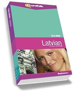 Talk More Latvian: Interactive Video CD-ROM - Beginners+ (PC/Mac)