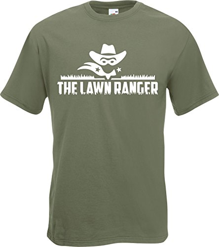 Lawn Ranger Funny...