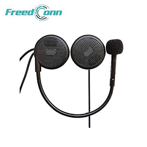 FreedConn L1M Motorrad Helm Bluetooth Headset Kopfhörer Kopfhörer Intercom Interphone Intercom Mikrofon, Motorrad Reiten Kommunikation