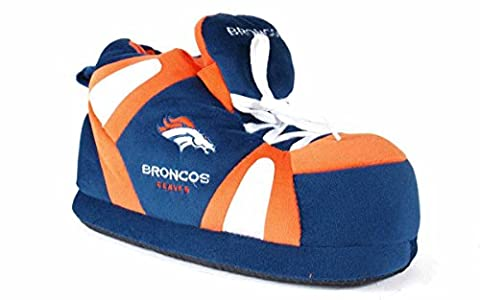Happy Feet - Denver Broncos - Slippers - XL