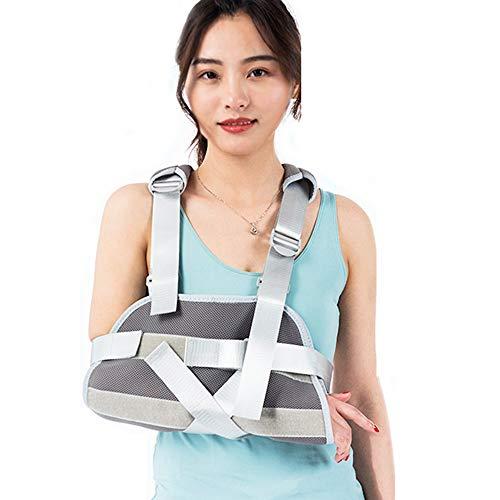 Universal Schulter-wegfahrsperre (AOPAMOX Armschlinge/Schulterbandage - Frakturfixierende Arme Schulter Arme Luxation Handgelenk Medizinische Schulter, Universal Links und rechts)