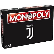 Winning Moves Gioco da Tavolo,Monopoly Squadre di Calcio,Juventus Edizione  da Collezione,
