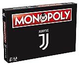 Winning Moves Gioco da Tavolo-Monopoly Squadre di Calcio-Juventus Edizione da Collezione, 31486