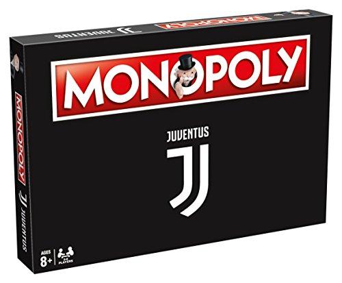 Winning Moves - Juventus Gioco da Tavolo - Monopoly Squadre di Calcio Edizione da Collezione, 31486
