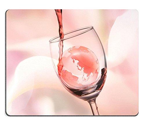 luxlady Gaming Mousepad Bild-ID: 23276503Globe und Wein