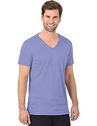 Trigema T-shirt col V - Coupe Slim