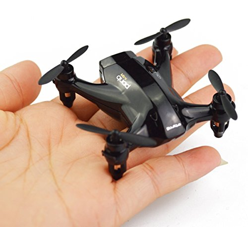 NiGHT LiONS TECH Shocking ! X165 Mini Pocket Drone Top 2.4G RC 3D Tumbling Quadcopter Newest (You Tube Rip)