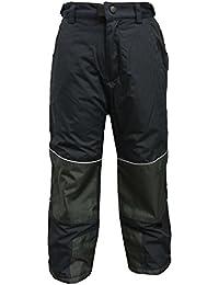 Outburst - Jungen Skihose Schneehose Wasserdicht 10.000 mm Wassersäule. dunkelblau - 4504046db
