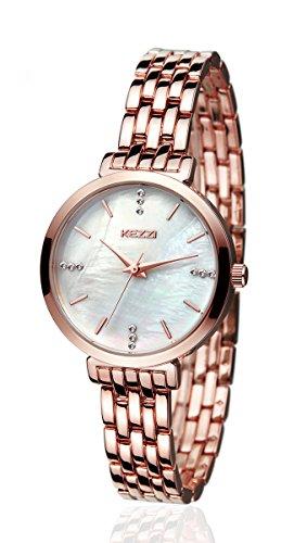 kezzi-watch-women-stainless-steel-quartz-wrist-watch-silver